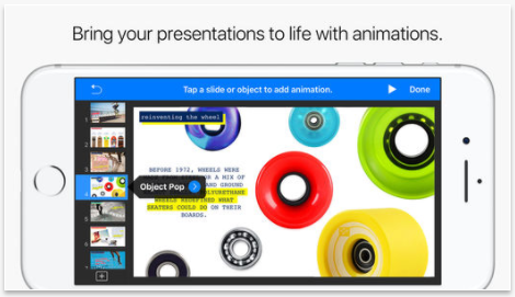 10 of the Best Presentation Apps for Your Smartphone - Keynote
