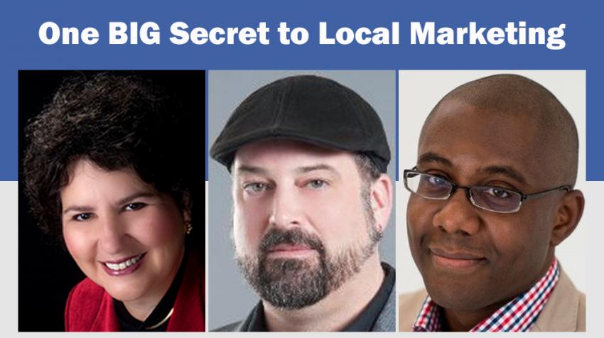 The ONE Big Secret of Local Marketing