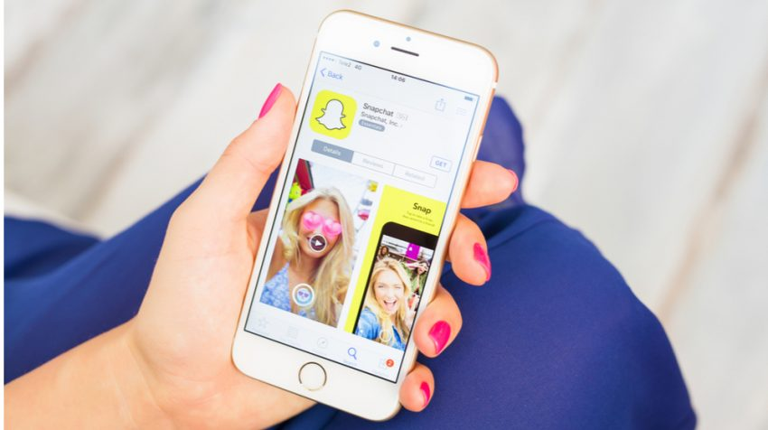 Teens Like Snapchat the Most