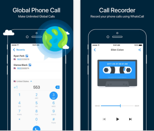 25 Android and iPhone Second Phone Number Apps for Business Only Calls - WhatsCall