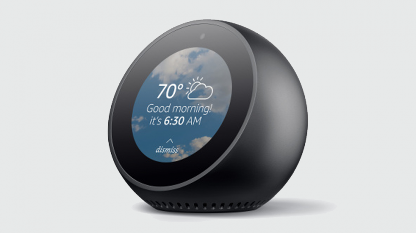 Business Travel Companion? Amazon Echo Spot Features Video Conferencing, Alarm Clock and Alexa