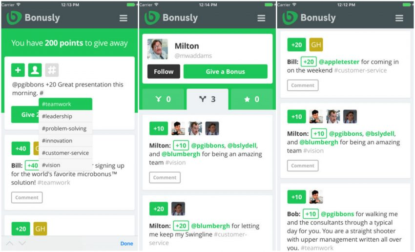 Spotlight: Bonusly Employee Rewards Software Offers a New Way for Businesses to Recognize Employees