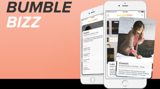 Bumble Bizz App -- You May Meet the Small Business Owner of Your Dreams