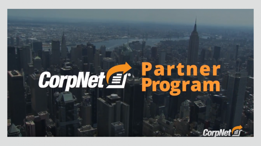 Add 2 Sources of Additional Revenue Through CorpNet Partner Program