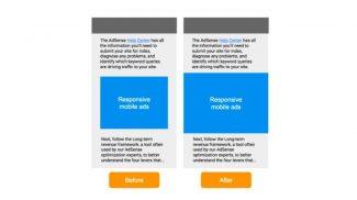 full-width responsive ads in adsense