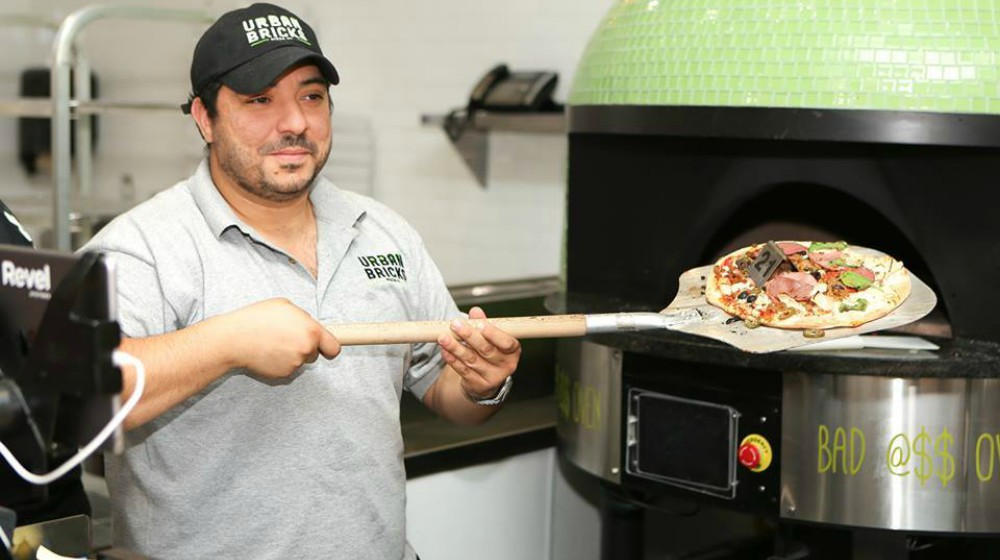 Spotlight: Urban Bricks Pizza Stood Out When Entering a Crowded Market