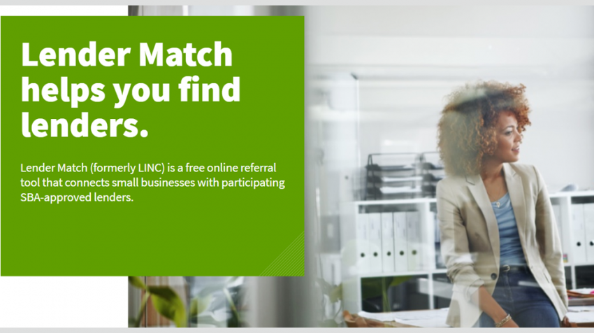 New SBA Lender Match Tool Connects Small Businesses with Loan Providers
