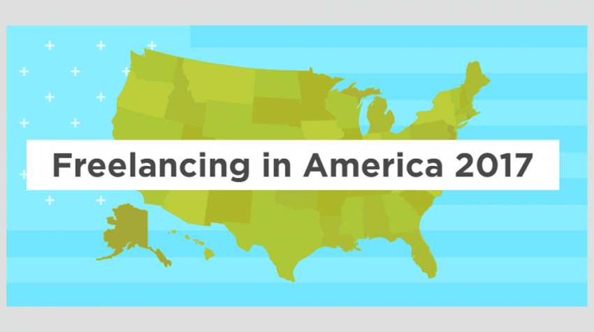 2017 Freelancing in America Report