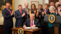 Trump Executive Order on Health Insurance Aimed Directly at Small Business
