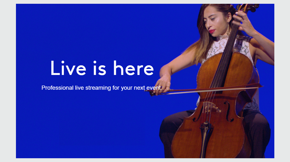 Vimeo Live Streaming Offering is the Latest Livestreaming Option for Small Business