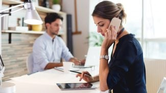59% of Small Businesses Need Two Calls to Track Late Customer Payments