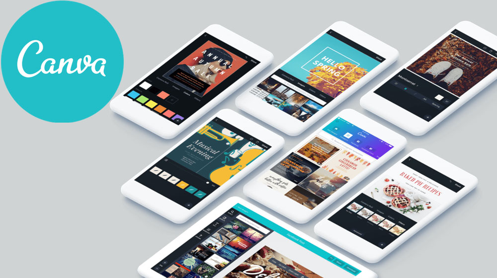 Graphic Design Platform Canva Now Has an Android App - Small