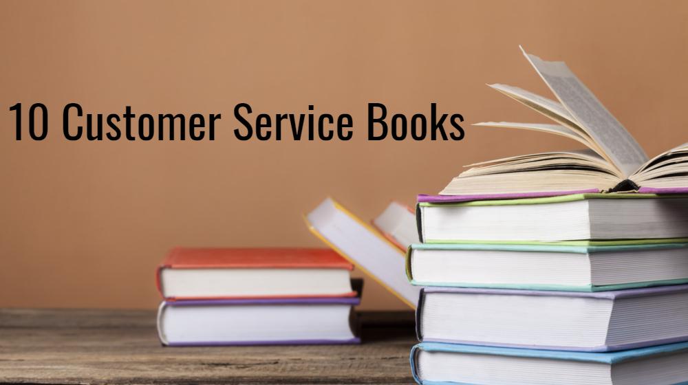 10 Customer Service Experience Books