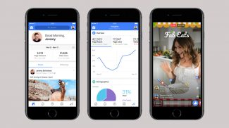 Facebook Creator App Meant for Creating Livestreams, Videos, and Community