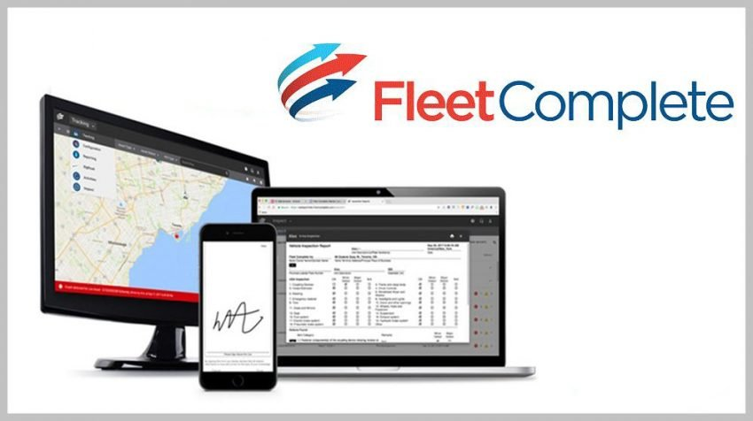 Inspect by Fleet Complete is an Inspection App for Owners and Operators