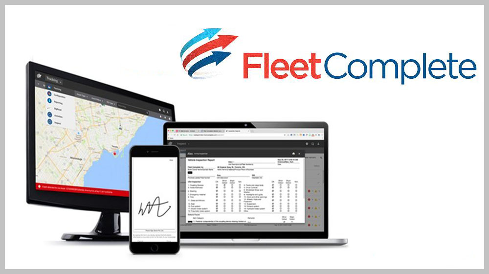 Fleet Complete Launches Inspection App For Owners And Operators Small Business Trends