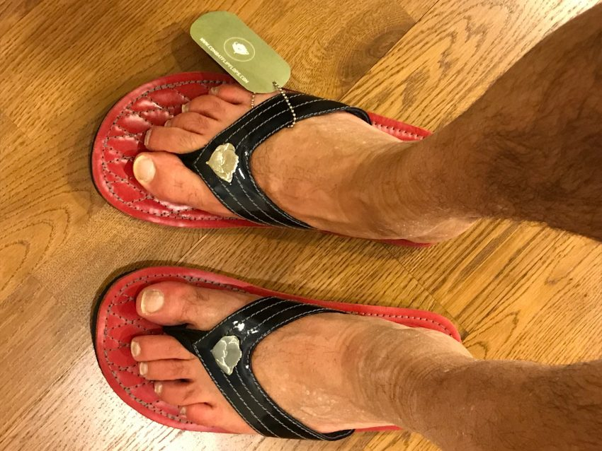 Combat Flip Flops: How a Former Army Ranger Began His Mission of Manufacturing Peace