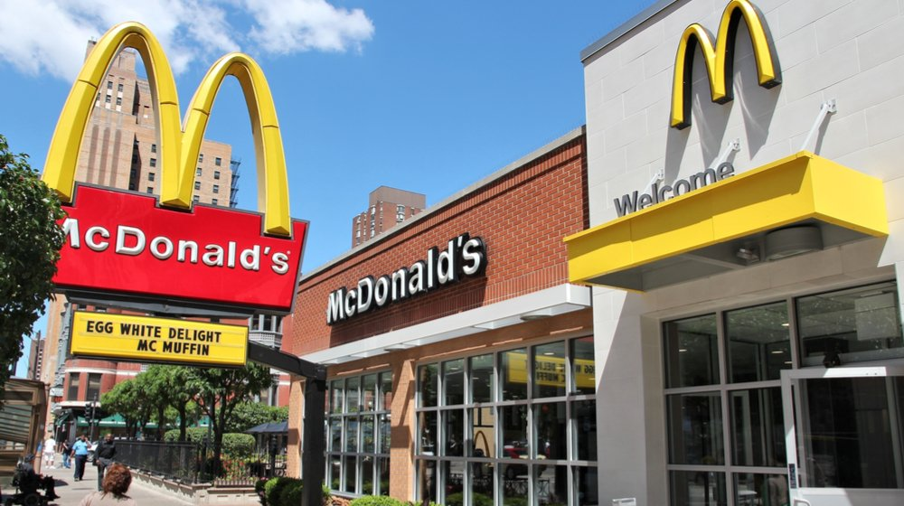 11 Top Fast Food Franchises to Consider - McDonald's