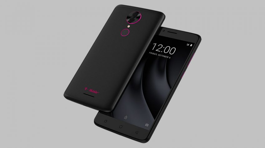 The T-Mobile REVVL Plus is a Big Phone for Only About $200