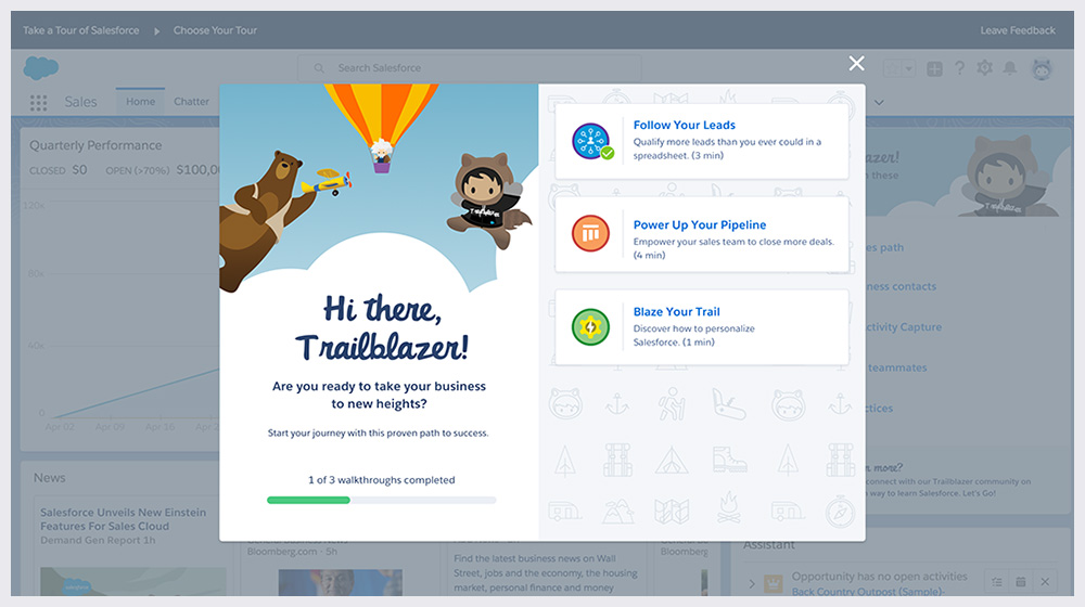 Salesforce Essentials Wants to Make Small Teams Smarter
