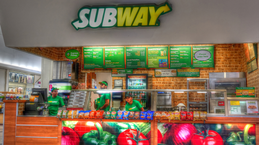 11 Top Fast Food Franchises to Consider - Subway