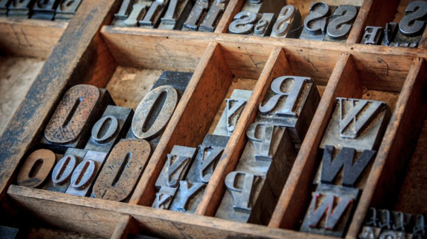 Tips for Choosing the Right Font for Your Brand