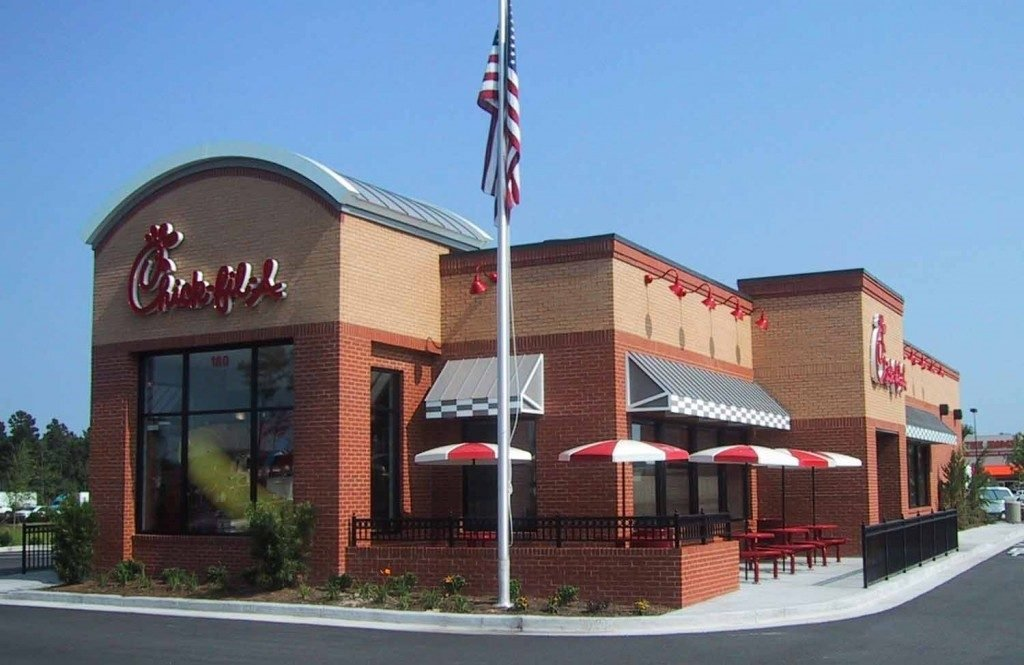11 Top Fast Food Franchises to Consider - Chick-fil-A