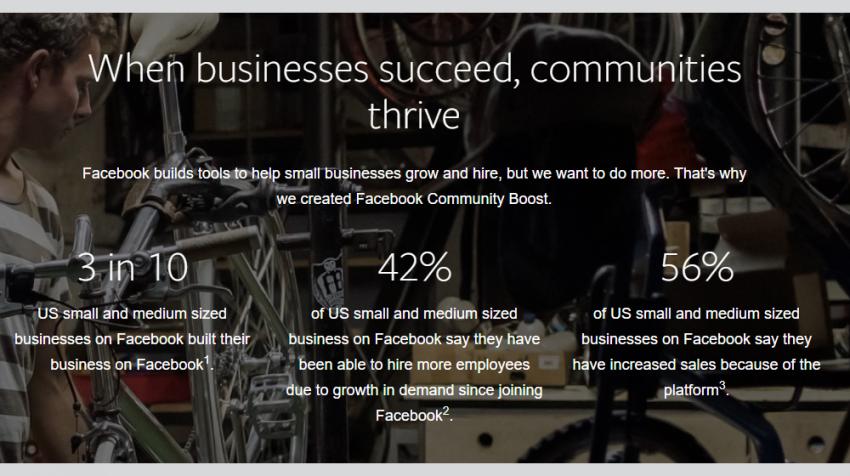 Facebook Community Boost Program Provides Mobile Economy Training to Novice Entrepreneurs