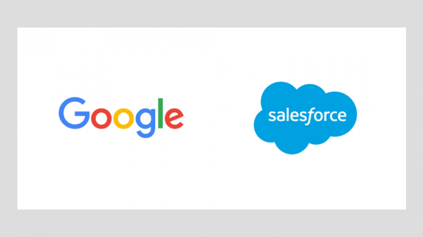 Google and Salesforce Partnership to Bring the CRM Software to G Suite Apps
