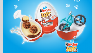 The Once Banned Kinder Eggs is Coming to the US
