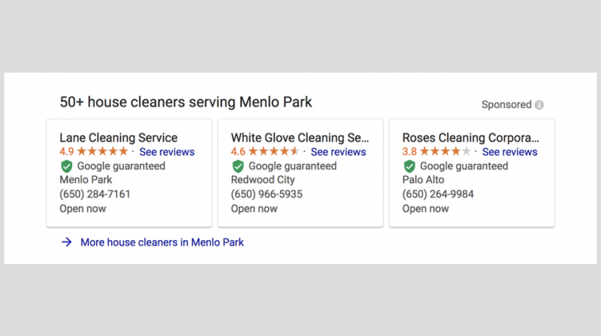 Google Local Services Launches in 17 Cities Across US
