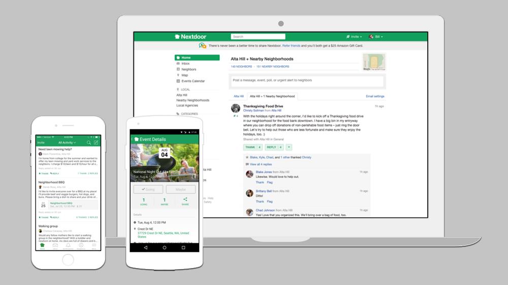 Nextdoor's Neighborhood Favorites Will Let Customers Rank Your Local Business