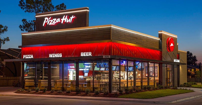 11 Top Fast Food Franchises to Consider - Pizza Hut