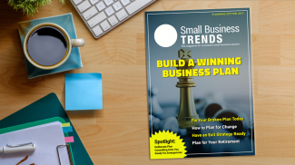 Small Business Trends Magazine's Planning Edition Helps You Map Your Company's Future