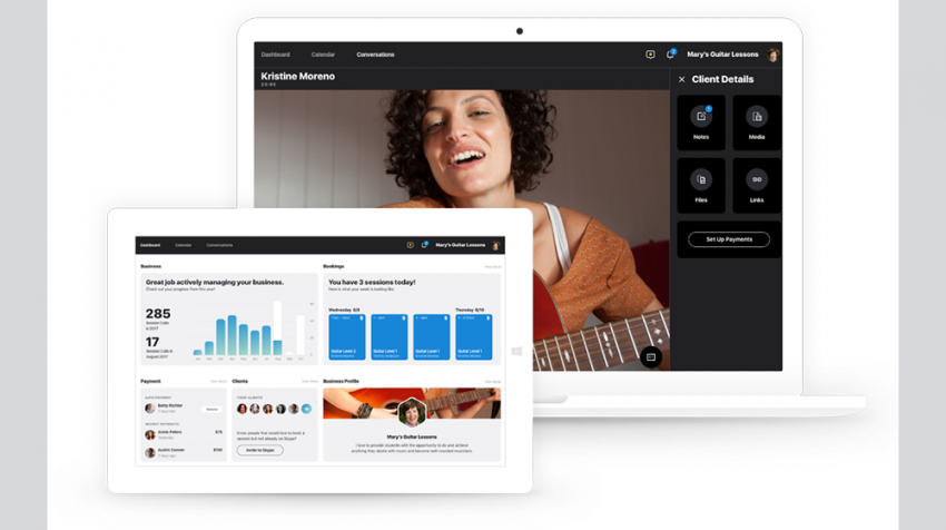 Microsoft is Previewing Skype Professional Account to Use Service as Business Platform
