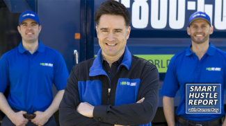 Smart Hustle Report -- Small Business Growth Tips from Brian Scudamore, Founder of 1-800-GOT-JUNK