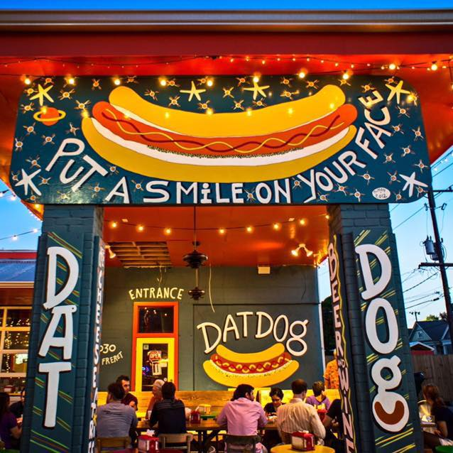 Spotlight: Successful Hot Dog Business Dat Dog Puts a New Spin on the Old Hot Dog Stand