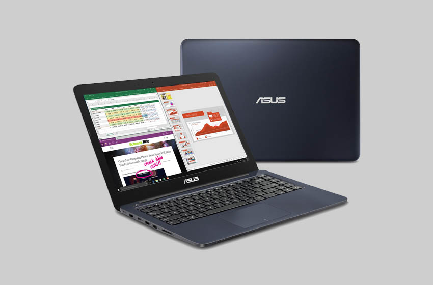 Best Budget Laptops Under 500 Dollars - ASUS VivoBook