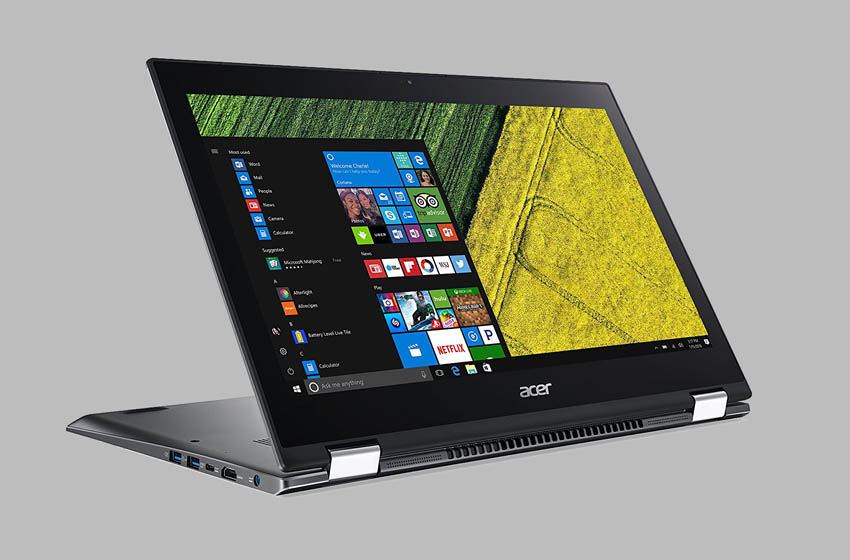 The 12 Best Laptops Under 1000 Dollars - Acer Spin 5 2-in-1 Laptop