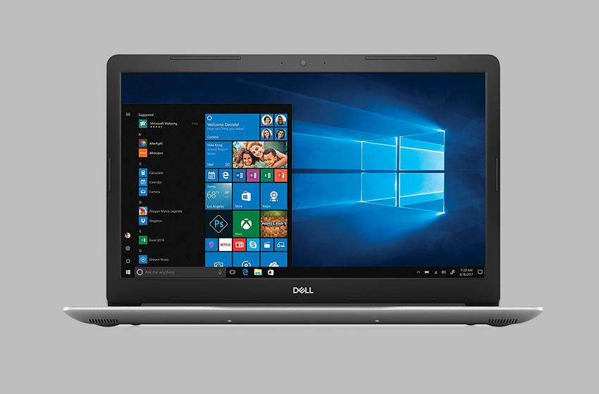 The 12 Best Laptops Under 1000 Dollars - Dell i5770-5463SLV-PUS Inspiron