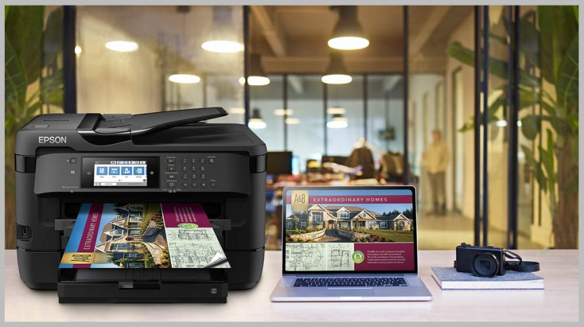 Three New Epson WorkForce Wide Format Printers for Small Businesses