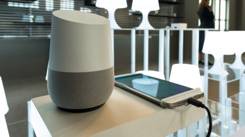Integration of Google Assistant and Local Services Enables Voice Searches