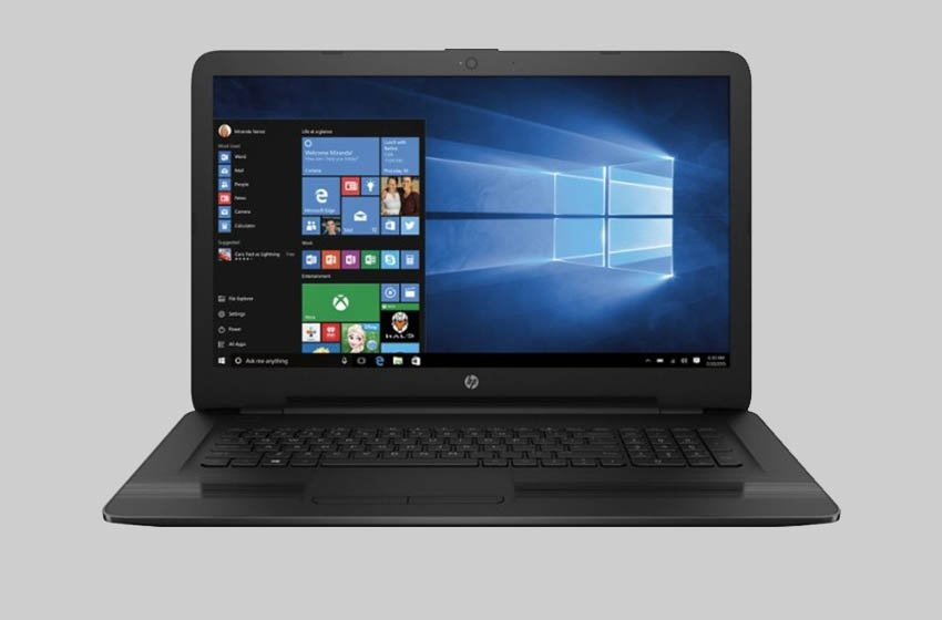 Best Budget Laptops Under 500 Dollars - HP Pavilion 17