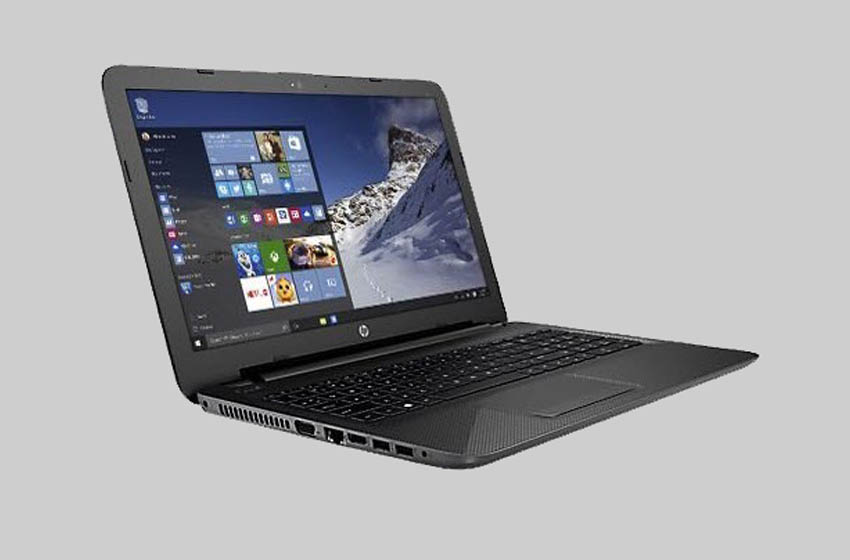 Best Budget Laptops Under 500 Dollars - HP 15-F222WM