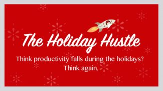 Business Productivity During the Holidays Higher than Expected