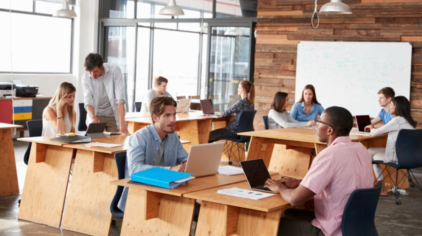 Is the Open Office Plan Dead? 37% of Employees Say It's Distracting