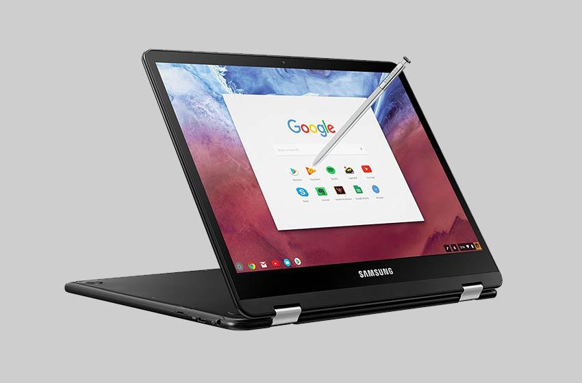 Best Budget Laptops Under 500 Dollars - Samsung Chromebook