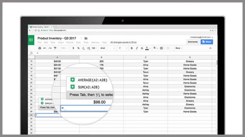 Google Adding More Machine Learning to Sheets
