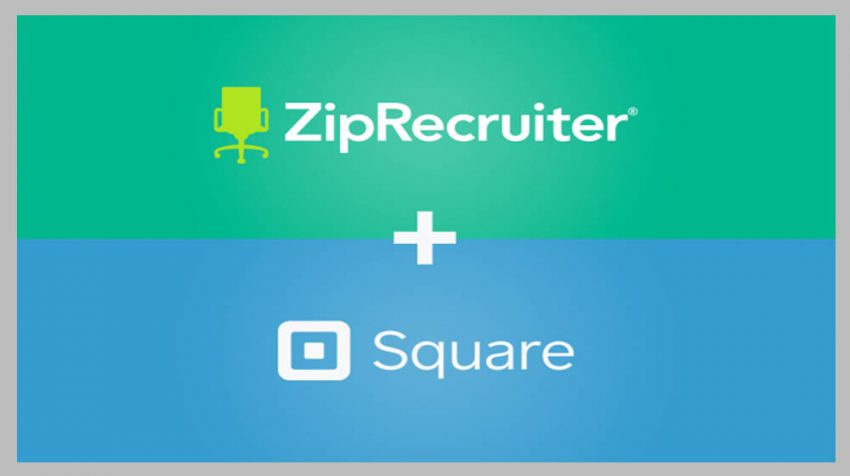 ZipRecruiter and Square Partner to Help Small Businesses Find Job Candidates