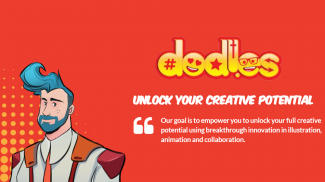 New dodles App Set to Bring GIF and Animation Power to Your Social Media Messages